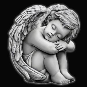 Anioł pomnik dziecięcy