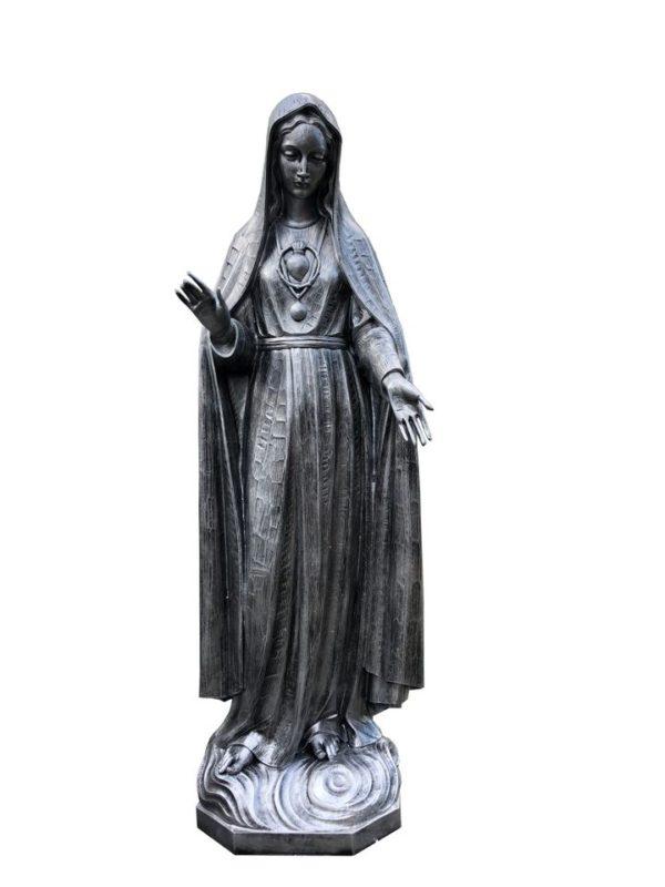 Matka Boża Fatimska srebro