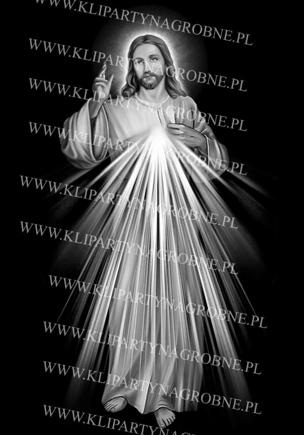 grawer Jezusa Miłosiernego