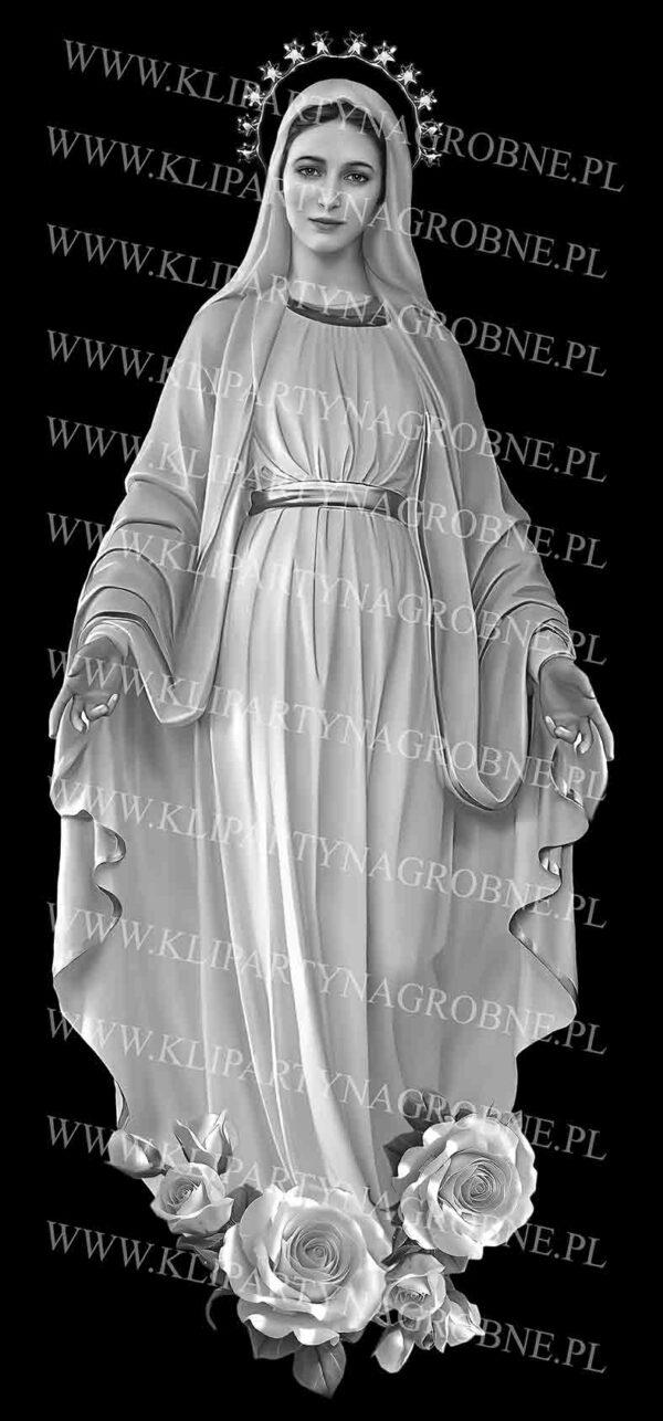 Grawer Matki Bożej z Medjugorie
