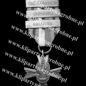 Grawer odznaki krzyż zasług